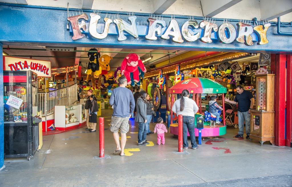 Redondo Fun Factory Redondo Beach ca Fun Factory at The Redondo