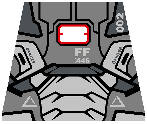 war machine decals