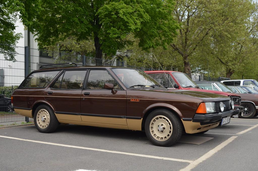 Ford Granada 2800 Turnier 'Chasseur' (1980) | Limited ...