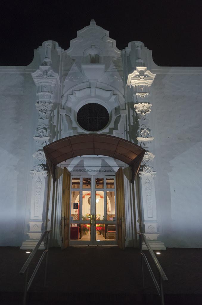 Miami Beach community church | Flickr - Photo Sharing!