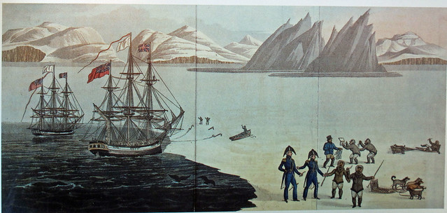 Northwest Passage historical