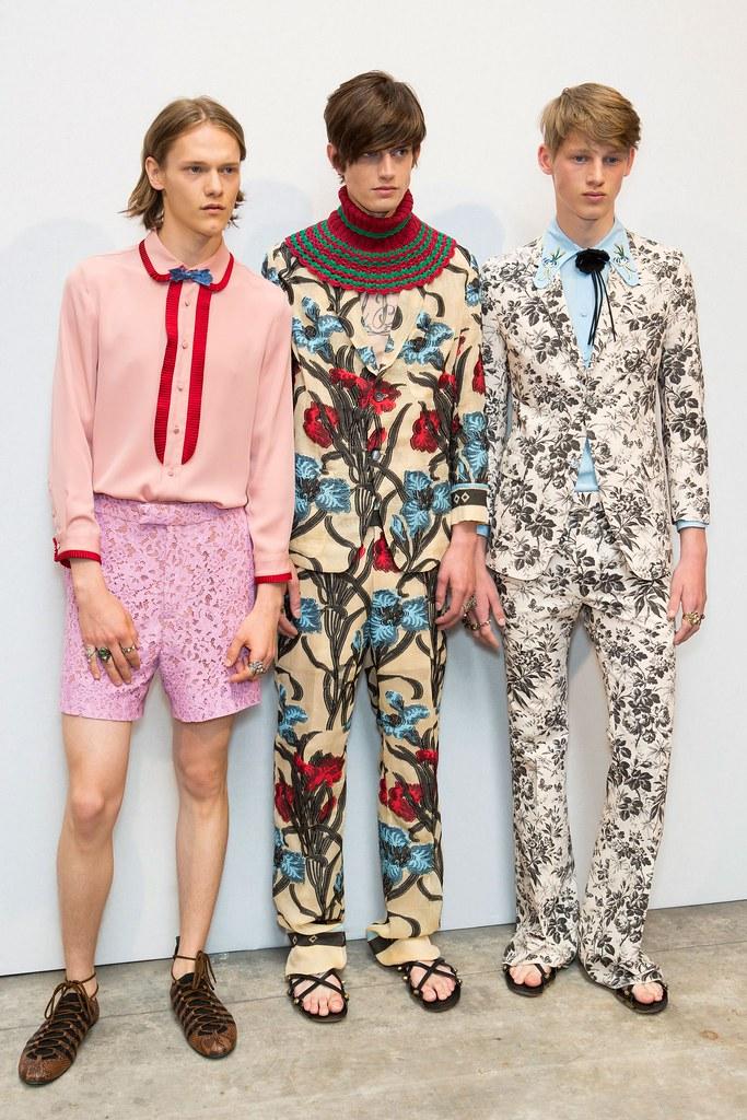 SS16 Milan Gucci261_Ryan Keating, Gabriel Hengeveld, Ole Stirnberg(fashionising.com)