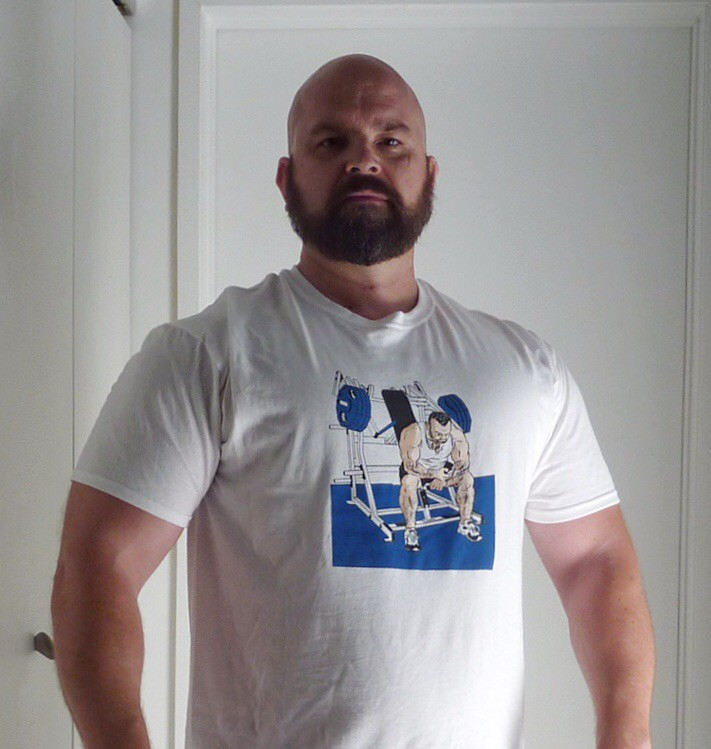Shirtlifter TShirt - Front