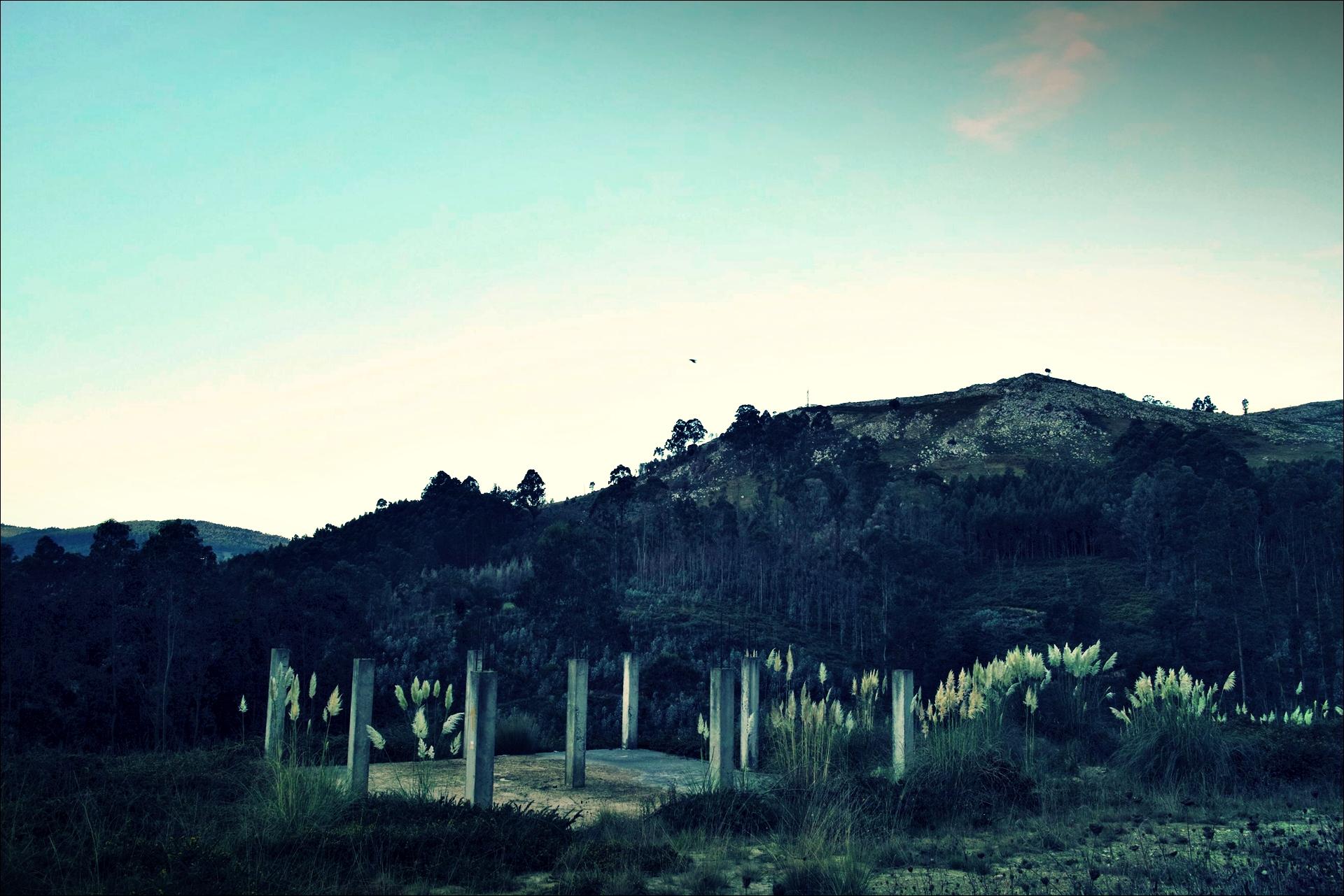 터-'카미노 데 산티아고 북쪽길. 리엔도에서 산토냐. (Camino del Norte - Liendo to Santoña) '