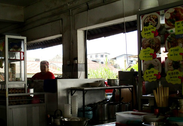 Rong Rong Seafood & Cafe fried chao chai hung ngang stall