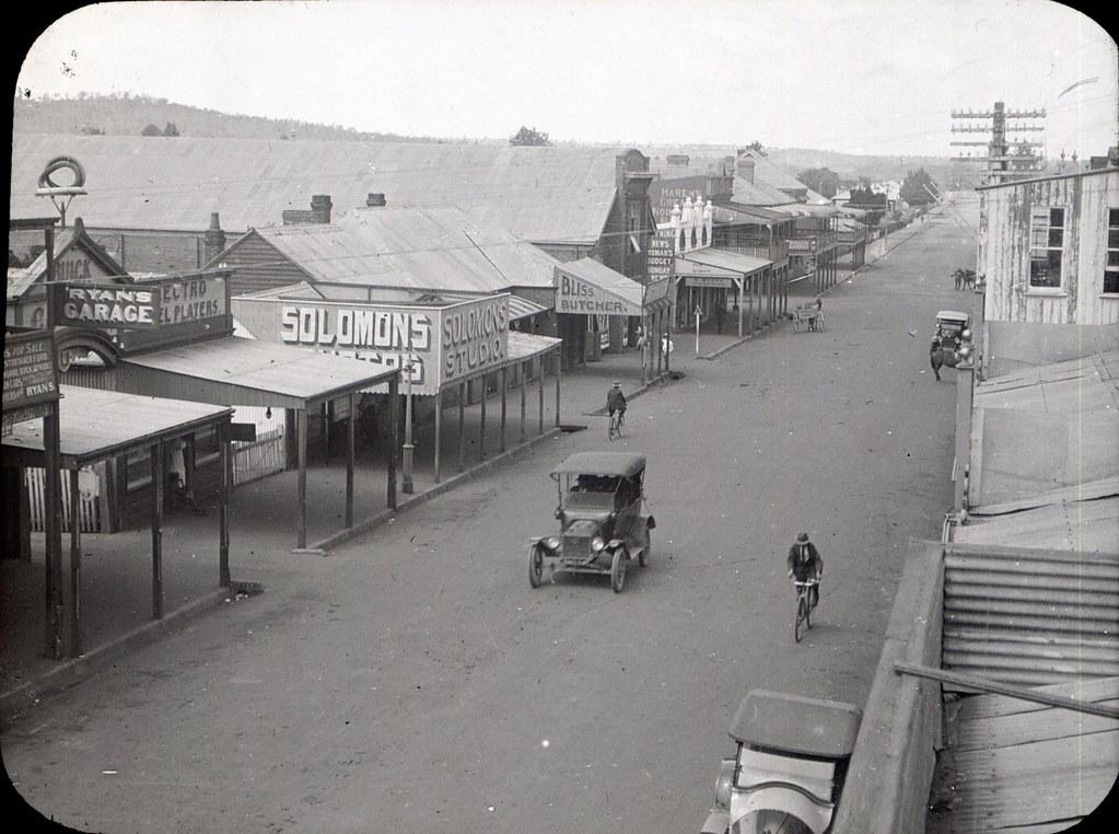 Beardy Street, Armidale, NSW | Royal Australian Historical ...