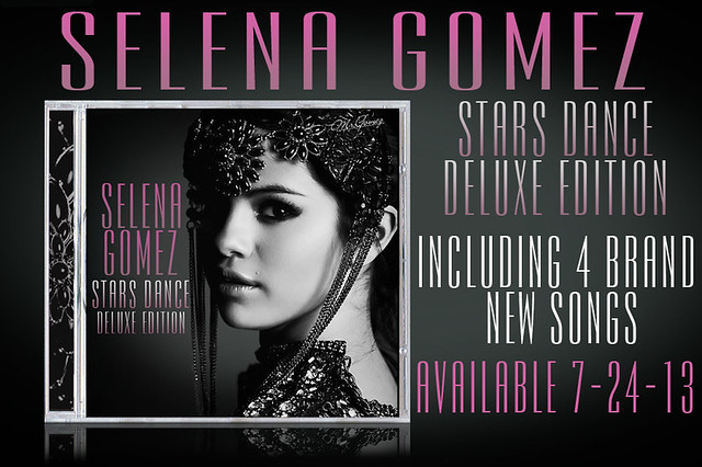Video's van Selena gomez stars dance deluxe edition