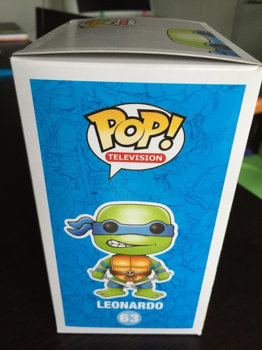 Leonardo POP! - Box