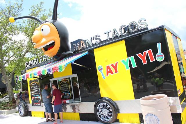 Orlando Food Truck Events