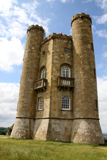 Broadway Tower  U2013 The Highest Little Castle In The