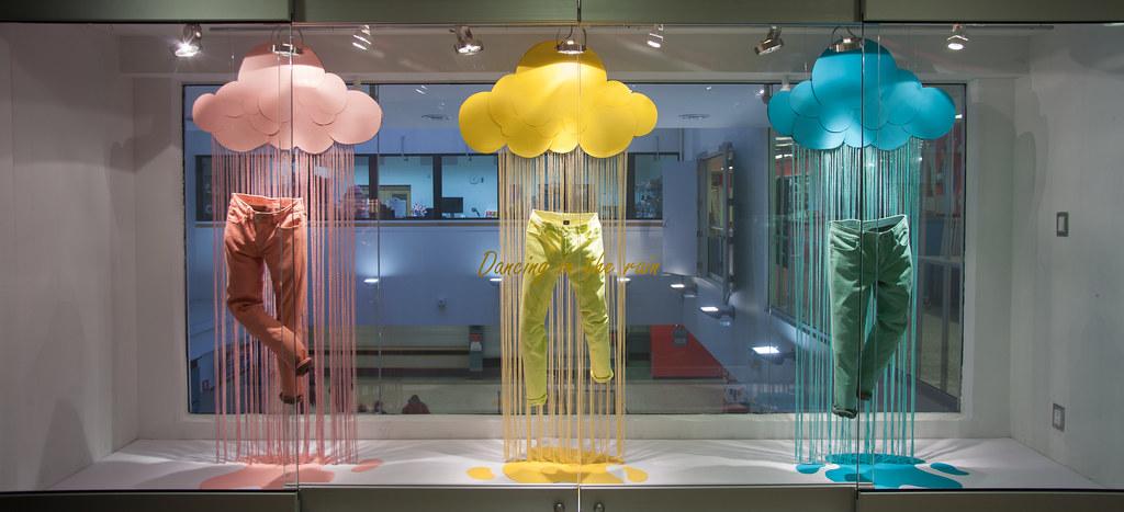 & Colour Window Display 2014 | Seneca Visual Merchandising | Flickr