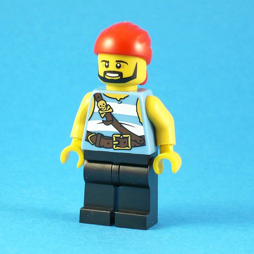 LEGO Pirates 5003082 Classic Pirate Minifigure fig02