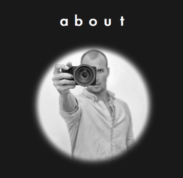 All about Benjamin Sims photography