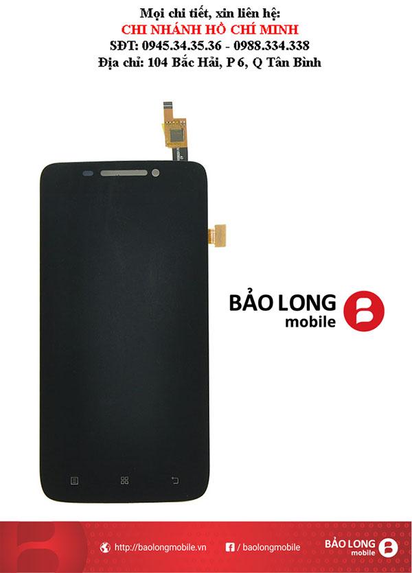 Giới thiệu của các chuyên gia trong ngành về thiết kế cảm ứng của điện thoại Lenovo P780