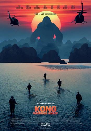 Kong: Kafatası Adası - Kong: Skull Island (2017)