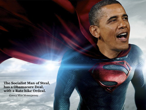 The Socialist Man of Steal | by Moneypenny 008