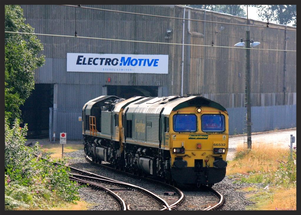 electro motive diesel ltd longport depot being in the righ flickr. Black Bedroom Furniture Sets. Home Design Ideas