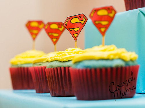 Superman Party Ideas Mama Learning Along the Way