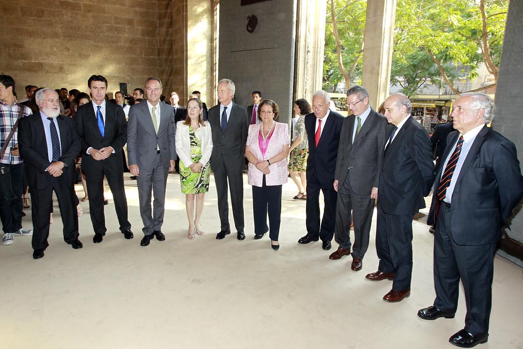 El ministro del interior jorge fern ndez d az ha asistid for El ministro del interior