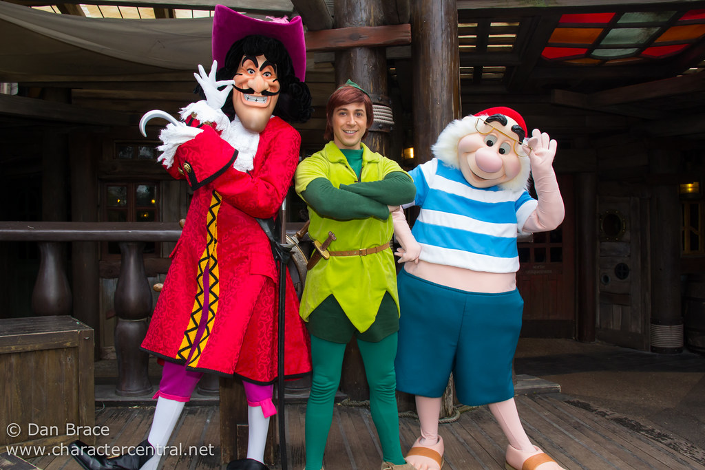 disney world character meet and gre ets
