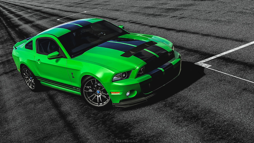 Ford Mustang Shelby Gt 500 Gran Turismo 6 Nicolas Flickr