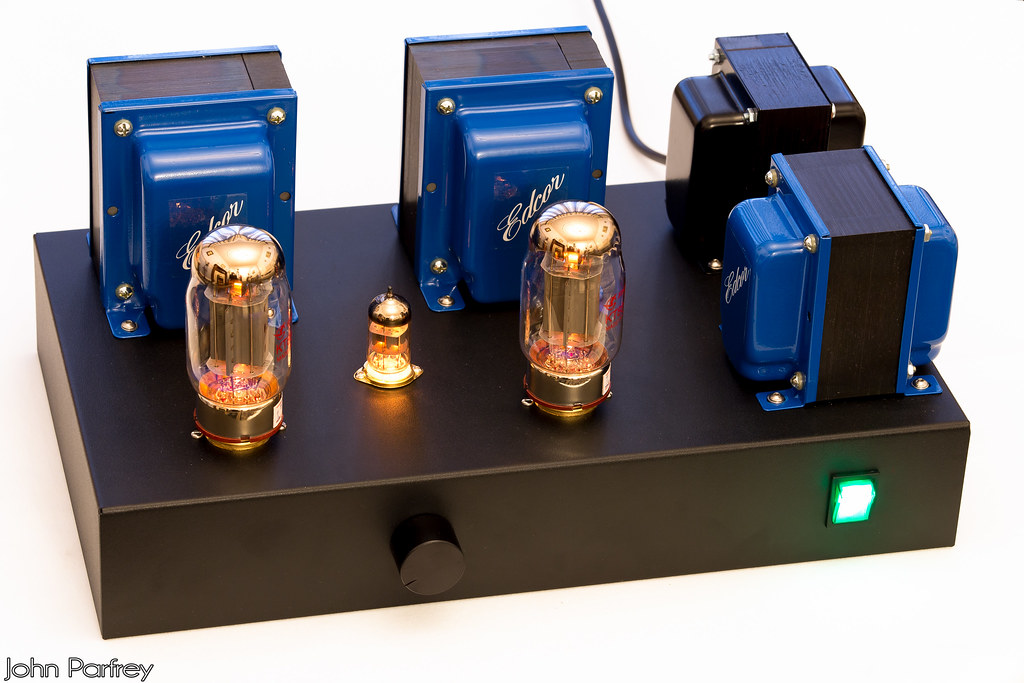 Fafc B on Single Ended Tube Amp Schematic