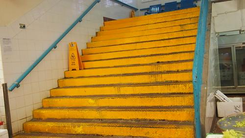 唯一的樓梯