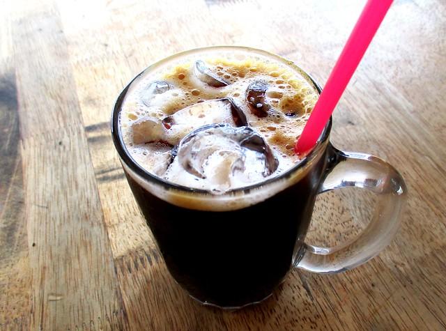 Mitsu Shabu Shabu Cafe kopi-o-peng