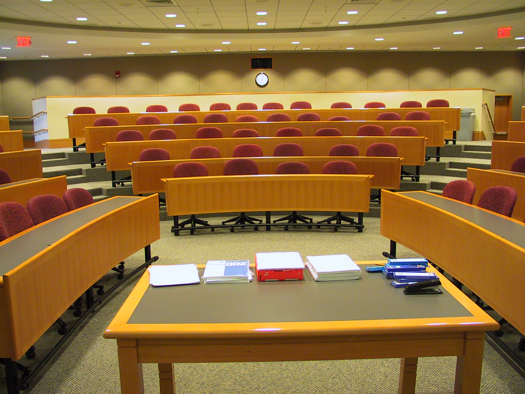 Harvard Classroom Design ~ Harvard business school hawes hall case study classroom