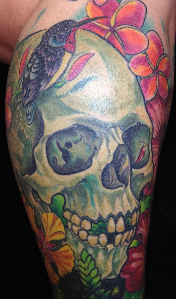 Tattoo hubtattoo michael norris austin texas skull ta for Tattoo artists austin tx