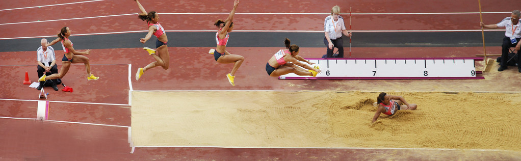 how to make a long jump