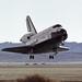 STS-66 Atlantis Landing Approach