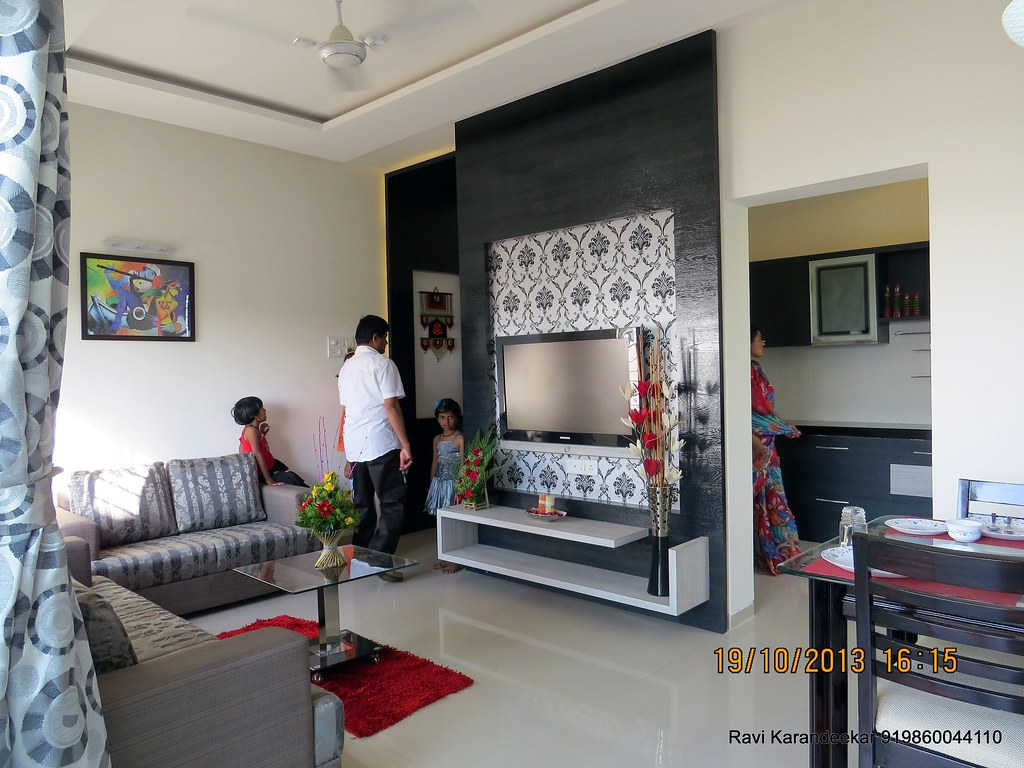 Terrific 2 Bhk Flat Interior Design In India Pictures - Best idea .
