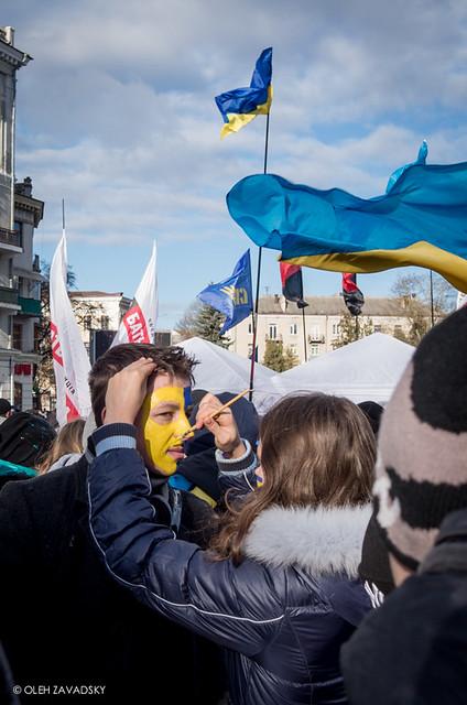 Ukraine  People vs  PresidentUkraine People