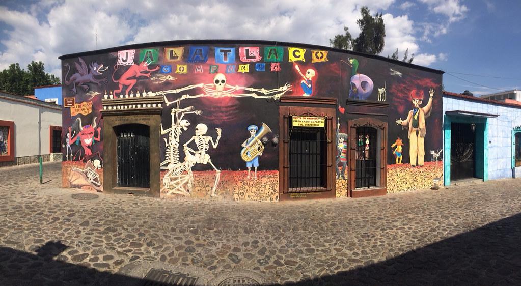 Barrio de Jalatlaco, Oaxaca