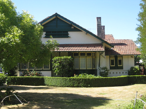 An Arts and Crafts Style Villa - Ballarat