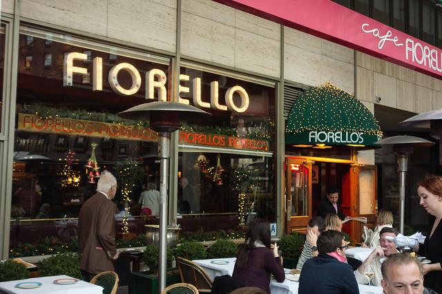 Cafe Fiorello Nyc