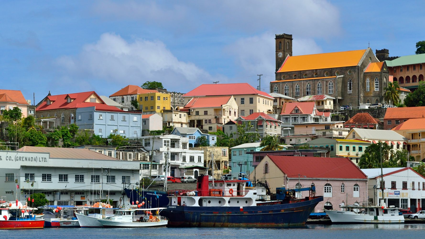 Nutmeg Nation : : Grenada