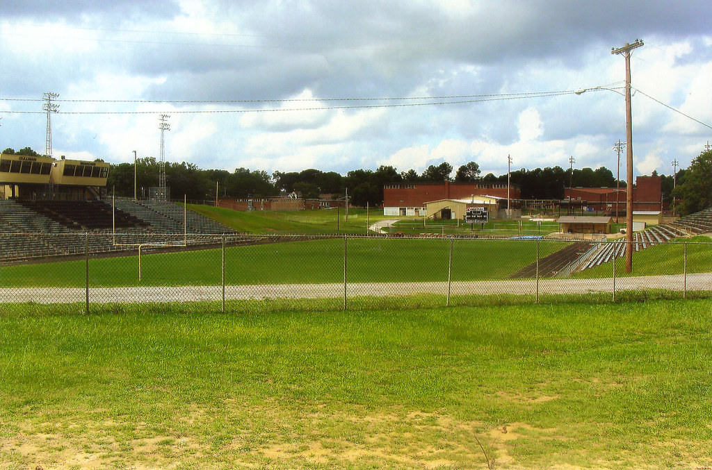 Cullman High School Football Stadium Cullman High School Football