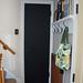 Coat Closet Chalkboard