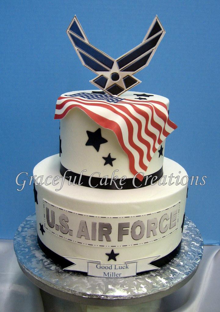 Retirement Cake Decorations