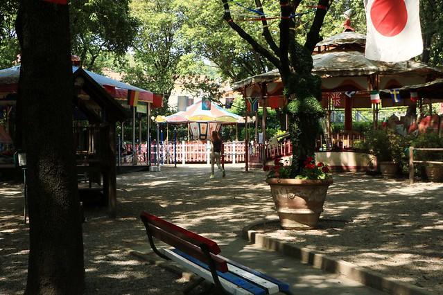 Parco di Pinocchio: le giostre