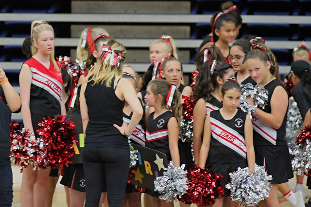 Young Champions Cheer