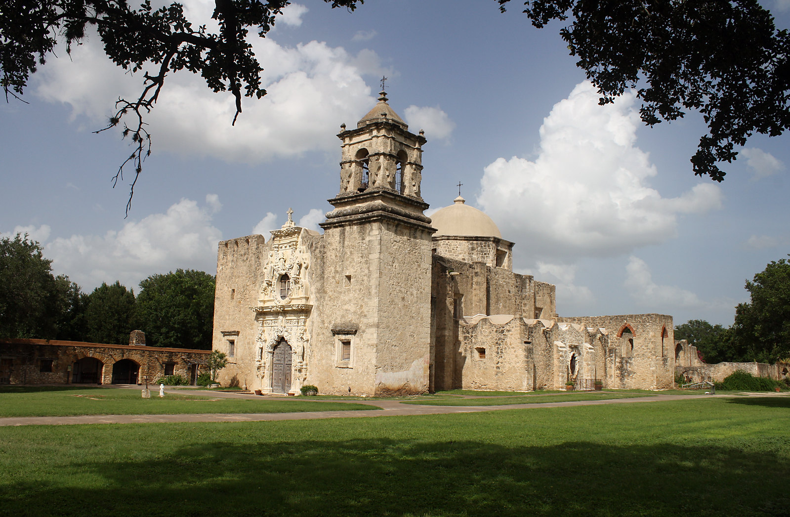 Missions Of San Antonio World Heritage Collection Flickr