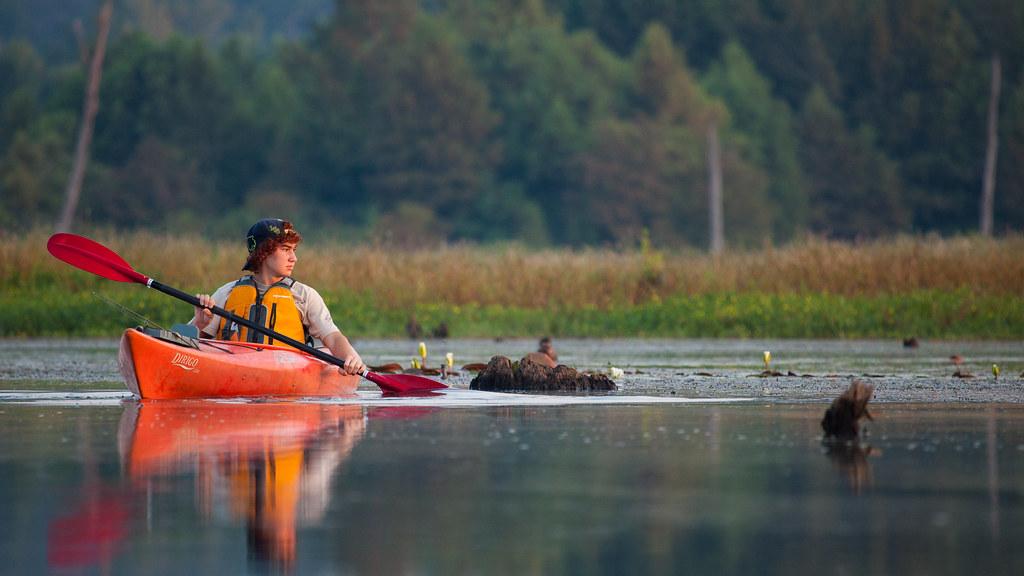 Kayak fishing on cypress black bayou photographer jim for Kayak fishing louisiana