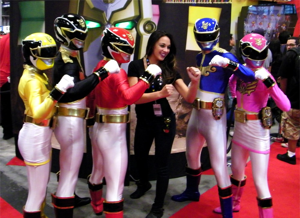 power rangers megaforce cosplay cosplay of the 20th
