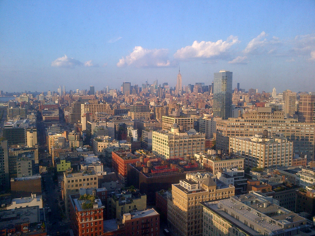 manhattan north from the - photo #18