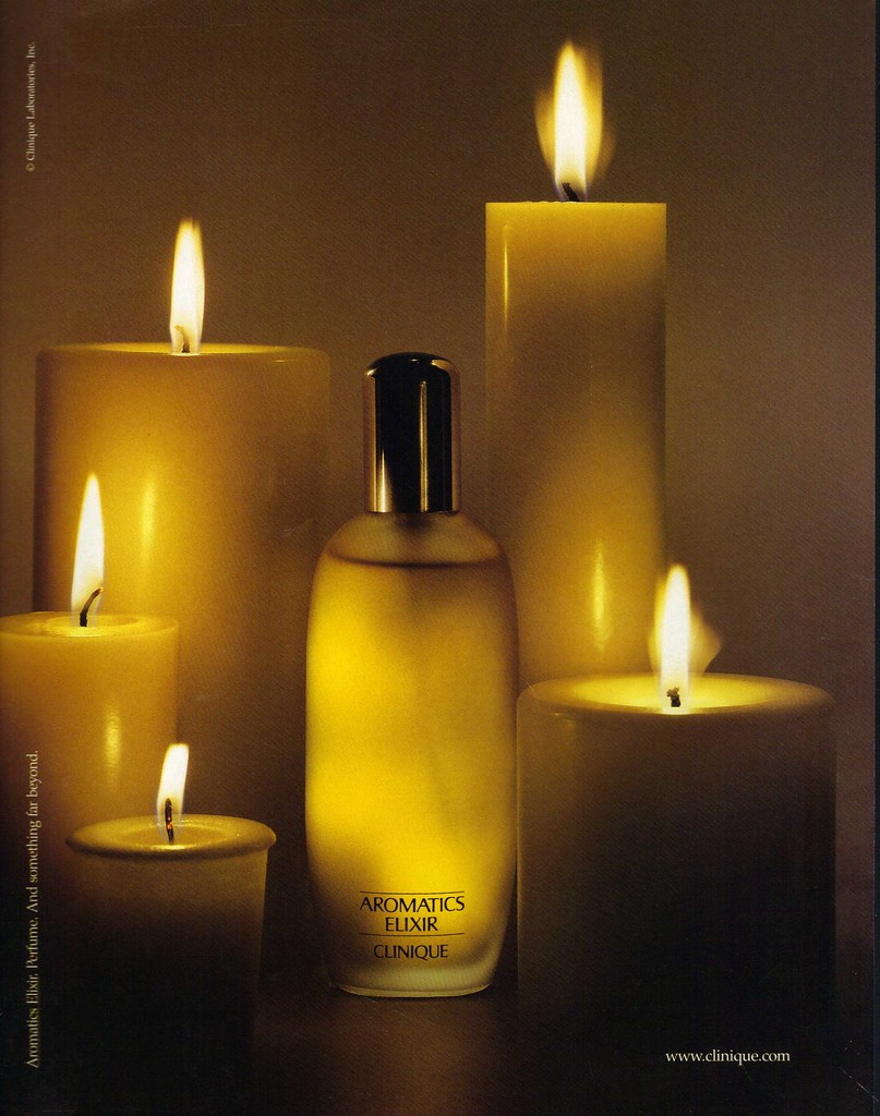 Clinique Elixir Candle Clinique Candle Light