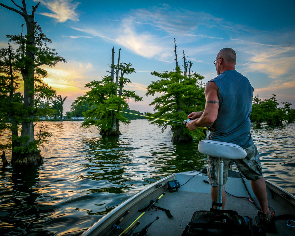 Dad fishing reelfoot lake cody rich flickr for Reelfoot fishing report