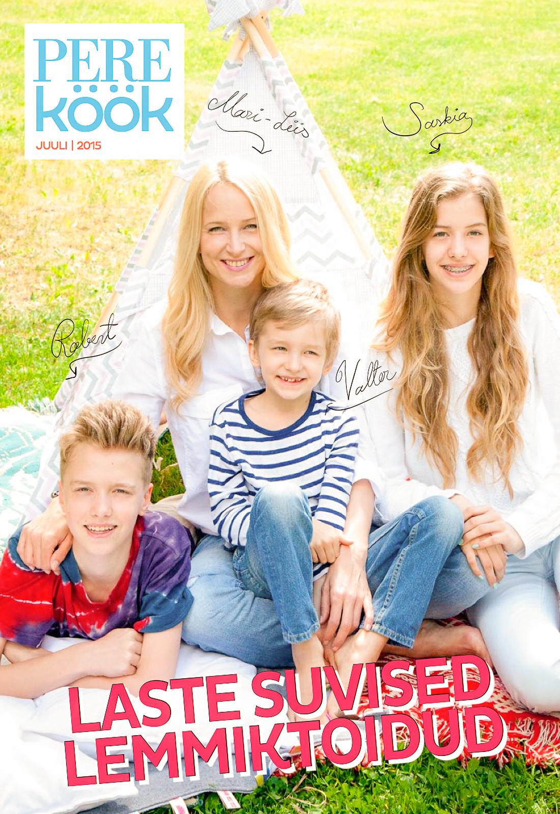 pereköök, juuli 2015